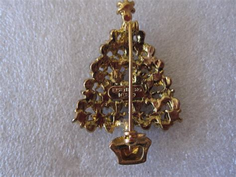 eisenberg tree pin eisenberg tree brooch from collection from