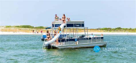 destin x pontoon boat rental 5 cool new things to do in destin beach condos in destin
