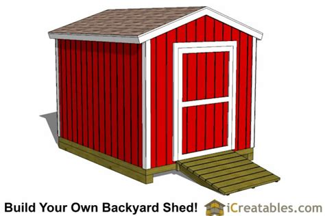 sy sheds    pent shed plans cost  build diy