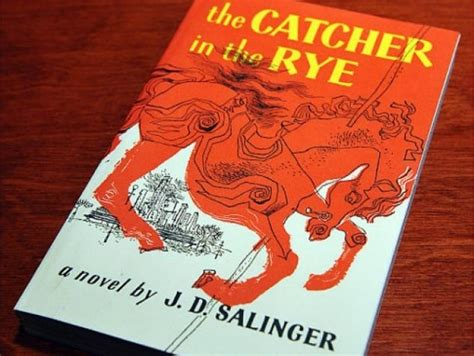 catcher in the rye outsider theme 7 great literary classics everyone should read at least