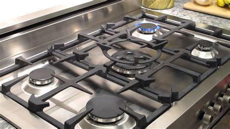 Cooktop Stove Bertazzoni Gas Range Review
