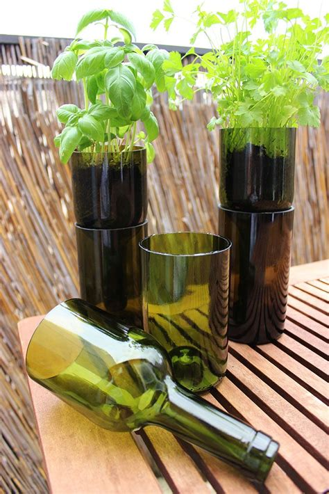 self water planter self watering planters craft sweet little things