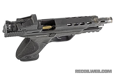 smith and wesson m preview smith wesson m p recoil