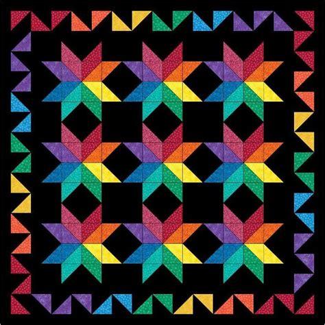 Rainbow Patchwork Quilt - best 25 rainbow quilt ideas on