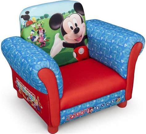 sillon mickey muebles para ni 241 os sill 243 n para ni 241 os mickey mouse