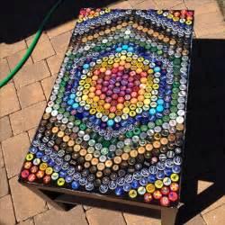 cap table arts crafts mesas caves