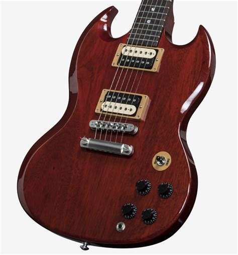 Banca Sgsp by Tablature Per Chitarra 18 Accordature Gibson Sg Special