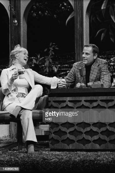 The Tonight Show Starring Johnny Carson -- Pictured