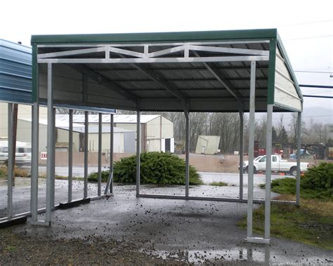 Lean To Car Port by Metal Carports Lean To Images Pixelmari