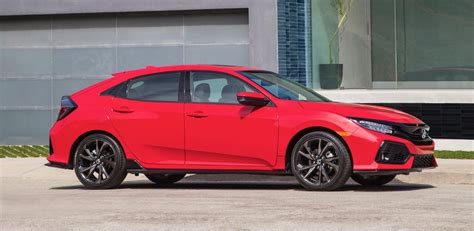 honda civic hatchback 2018 honda civic hatchback priced at 20 775 the torque