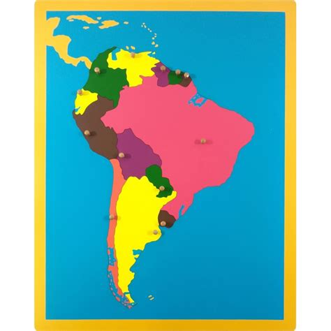 south america map puzzle jigsaw puzzle south america south american countries and