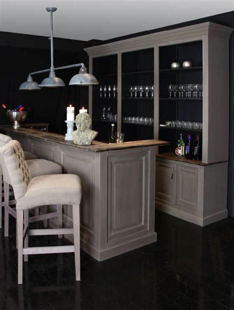 Portable Bars For Basements Home Bar Restoration Hardware Style Bar Remodel