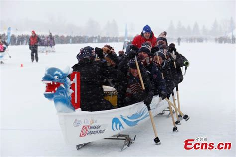 dragon boat festival 2017 forest lake 100 teams compete in ottawa ice dragon boat race 4 5