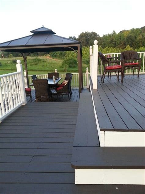 Behr Patio Stain by 65 Best Images About Deck Stain Colours On