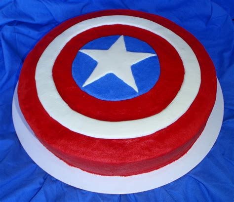 flash captain america cake ideas 107329 captain america