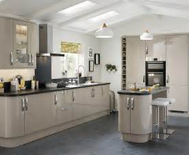 howdens kitchen design glendevon gloss stone kitchen universal kitchens