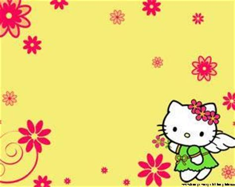 hello kitty powerpoint themes free download flowers hello kitty powerpoint plantillas powerpoint gratis