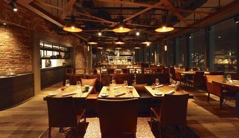 Open Kitchen Bar Design Home Bōkan Restaurant Bar Amp Roof Terrace In Canary