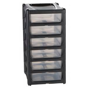 buy wham 6 drawer storage tower grey from our towers