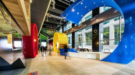 google dublin address google cus in dublin dazzles with color and creativity