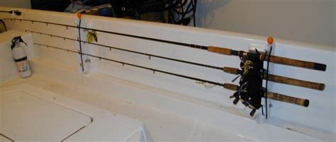 cl on fishing rod holders for boats boat fishing rod holders homemade homemade ftempo