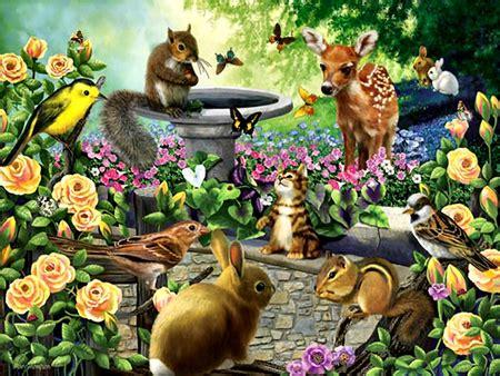 Garden Animals Harmony Garden Animals F Cmp Other Animals