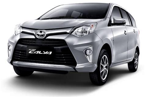 Mobil Toyota Calya harga mobil toyota calya terbaru di jawa tengah yogyakarta