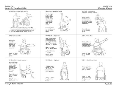 9 best wheelchair exercises images on chairs work outs and workouts