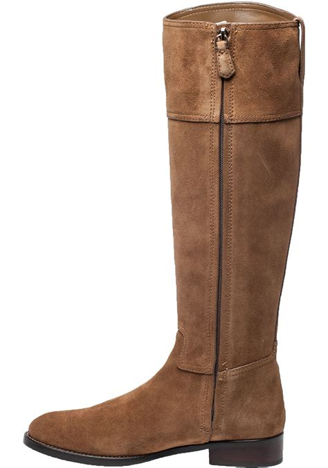 5 Types Of Boots For 5 Inspirations by Lyst Burch Wembley Boot Tobacco Suede In Brown