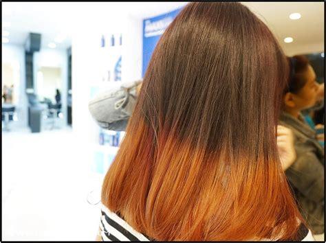 contoh warna rambut contoh rambut ombre contoh trend warna rambut rambut