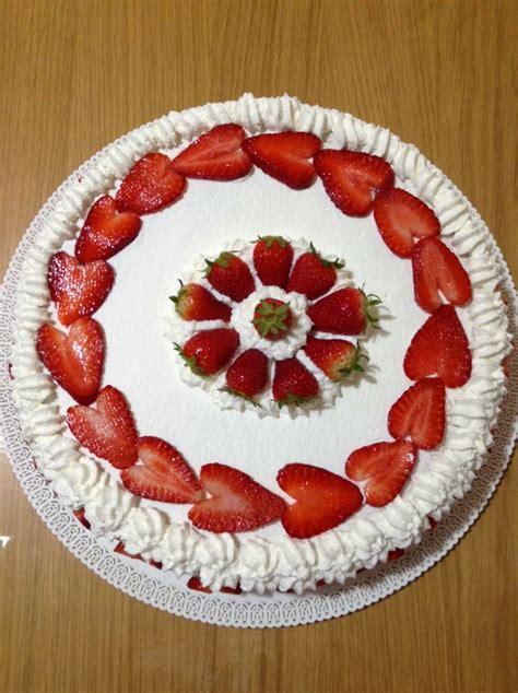 come cucinare le fragole la cucina di rosa torta alle fragole