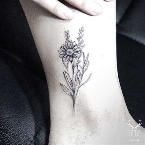 Harvest Moon Kitchen by Daisy Flower Tattoo Random Pinterest Blume Tattoo