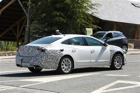 2020 Buick Lacrosse Photos by 2020 Buick Lacrosse Facelift Canceled From U S Lineup