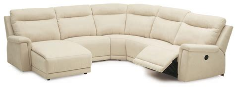 left handed recliner palliser westpoint contemporary left hand facing sectional
