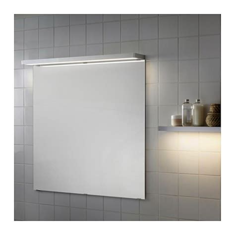 ikea bathroom light fixtures godmorgon led cabinet wall lighting 100 cm ikea