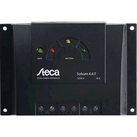 Solar Charge Controller Regulator 10a steca solsum 10a solar regulator charge controller 12 24v