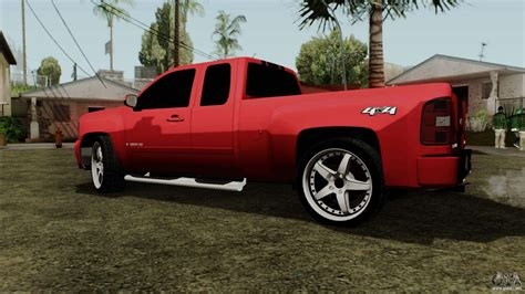 Gta 6 Autos Tuning by Chevrolet Silverado Tuning Para Gta San Andreas