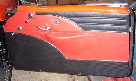 Vintage Car Upholstery by Gallery Bright Auto Upholstery