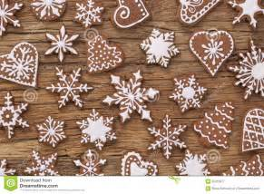 Celebration Cake Decorating Ideas Gingerbread Cookies Royalty Free Stock Photography Image
