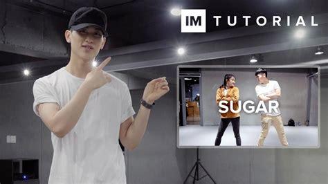 tutorial dance sugar free sugar maroon 5 1million dance tutorial youtube
