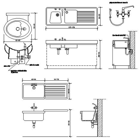 libreria materiali autocad impianti idraulici impianti acqua dwg