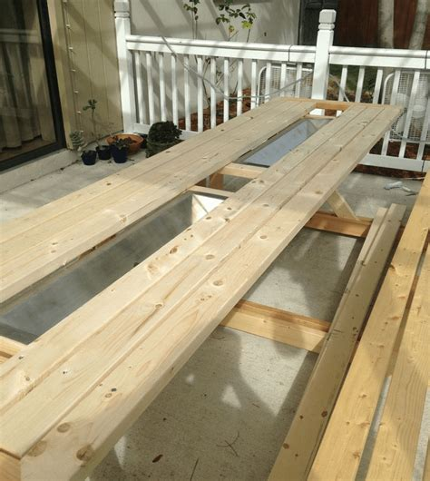 do it yourself picnic table do it yourself picnic table tutorial diy projects for