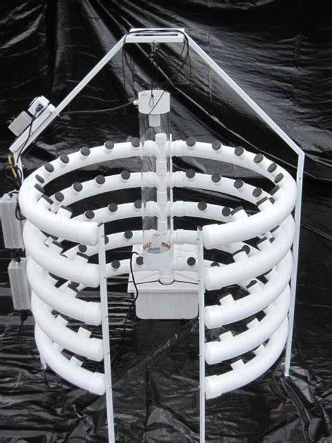 vertical grow system hydroponic garden aeroponic
