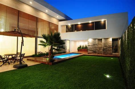 decoracion de jardines modernos arquitectura y dise 241 o de jardines modernos