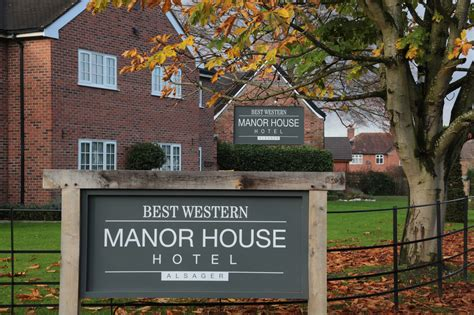 best western hotel house best western plus stoke on trent alsager manor house hotel