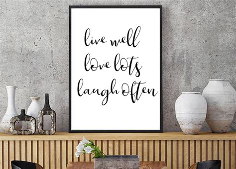Wedding Quotes Decor by Typography Print Wedding Decor Printable Quote