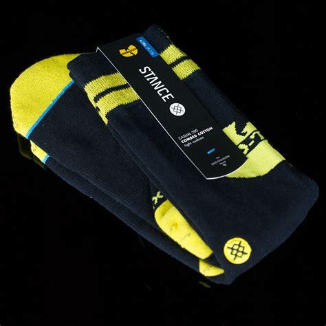 wu tang tearz sle wu tang socks black black in stock at the boardr