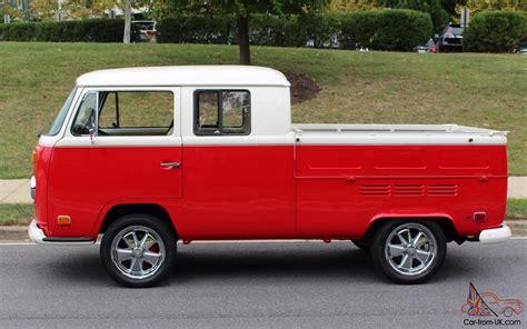 Volkswagen Cab For Sale by 1971 Volkswagen Crew Cab