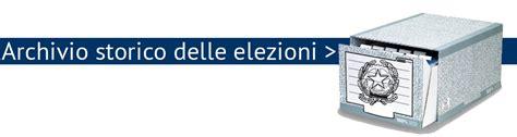 ministero dell interno archivio elezioni referendum costituzionale 4 dicembre 2016 ministero dell