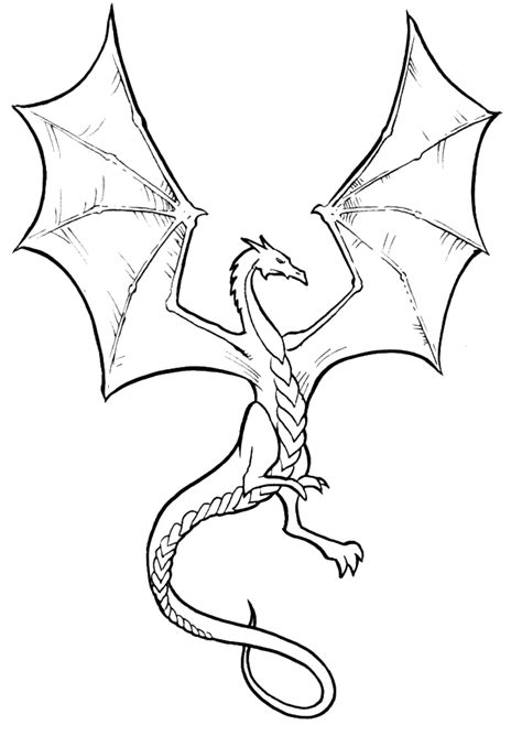 dragon coloring pages cartoon photo 48575 gianfreda net
